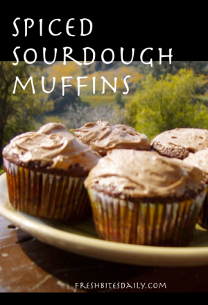 Muffins so rich in magnesium that you may just need a second one...