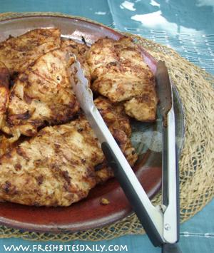 Balamiki Chicken at FreshBitesDaily.com