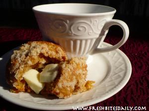 Winter Squash Banana Muffins at FreshBitesDaily.com