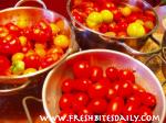Freezing Tomatoes: 3 Methods from FreshBitesDaily.com