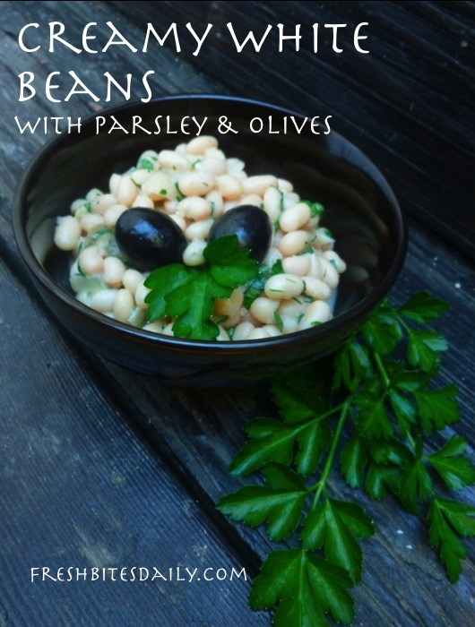 "Turn your white beans ""gourmet"" with these simple ingredients"