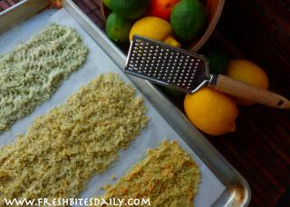 Homemade Citrus Salts at FreshBitesDaily.com