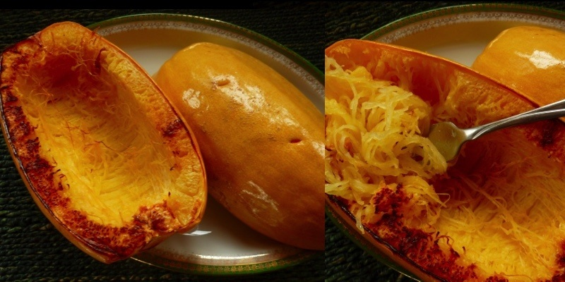 Roasting spaghetti squash: Instructions for first-timers aka