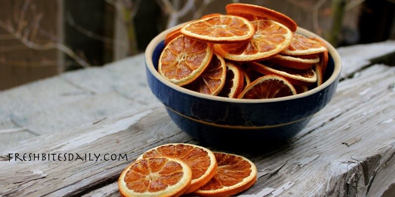 Dried Orange Slices How To Make And Use Them For More Than Just