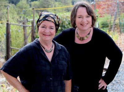 Jeanie & Amanda Rose at FreshBitesDaily.com