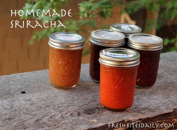If you love Sriracha, you'll go bananas over the homemade version