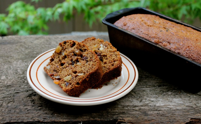 Our own rendition of James Beard's persimmon bread | Fresh ...
