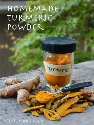 How to make your own turmeric powder using a traditional approach from India (and a quality test for the turmeric powder in your cupboard)