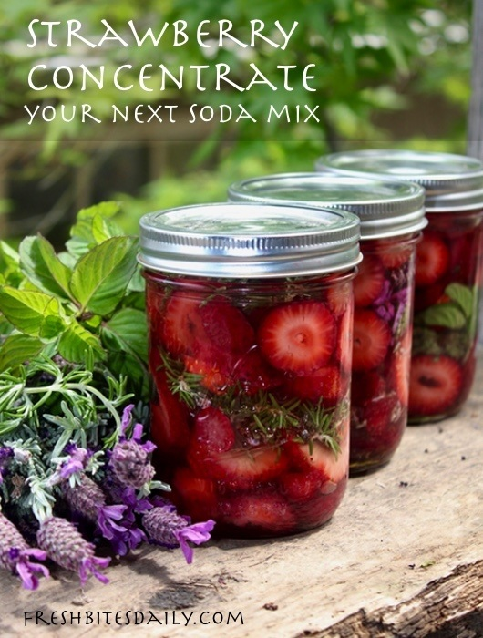 Strawberry Soda Mix: Your Next Best Idea For A Hot Day