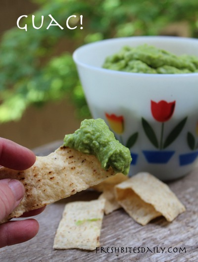 Guacamole: What you must have in your kitchen to make it work