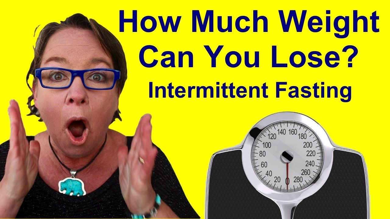 How Much Weight Can You Lose Doing Intermittent Fasting