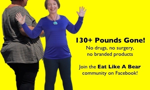Join the Eat Like A Bear Facebook Group